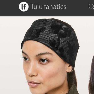 Lululemon forget the shivers earwarmer